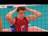 ОИ-2012  волейбол финал Россия - Бразилия 1